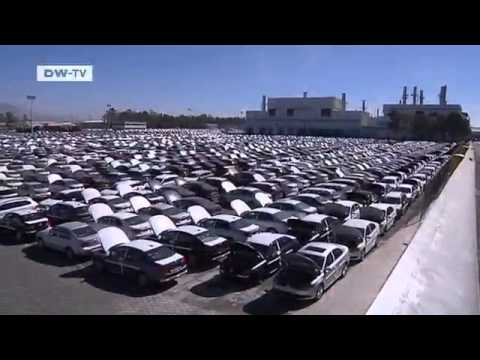 The Car Making World: VW MEXICO   Made in Germany