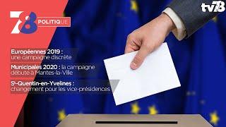 7/8 Politique. émission de février 2019
