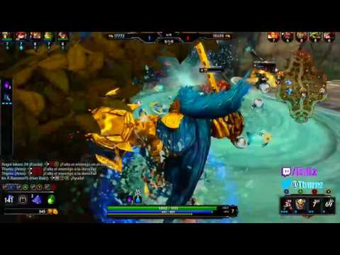 SMITE:Ares desde la A-Z Ranked#11|Xbox one - Español