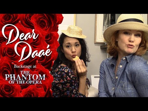 Episode 7: Dear Daaé: Backstage at THE PHANTOM OF THE OPERA with Ali Ewoldt