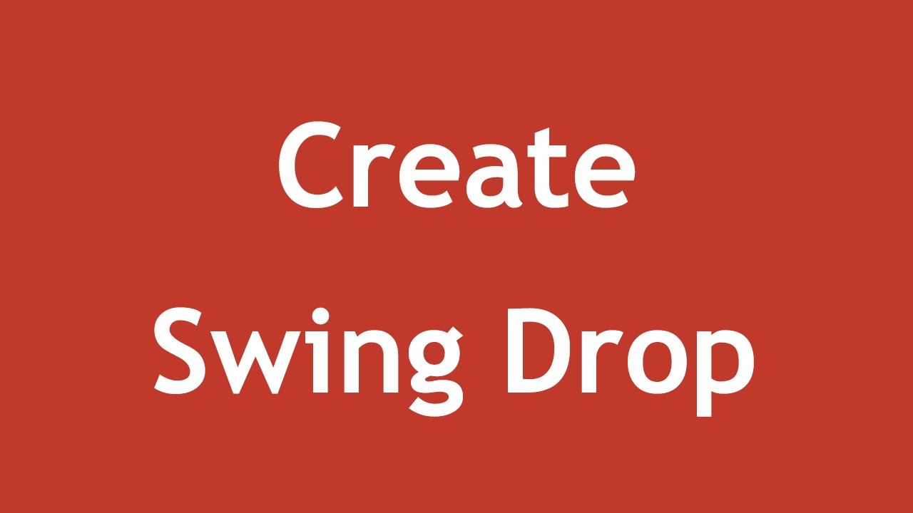 [ Css3 In Arabic ] #45 - Animation - Create Swing Dropdown