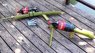 Experiment: Coca Cola VS Mentos with a Twist - DIY