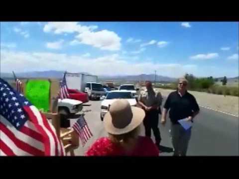 Permits!?  Camp Liberty Update - Pahrump, NV - John Lamb - 5/15/17