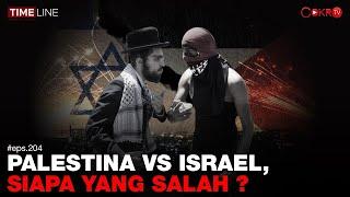 Denny Siregar: PALESTINA VS ISRAEL, SIAPA YANG SALAH?