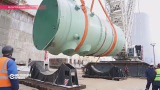 Что будет, если уронить ядерный реактор? Увы, это – не эксперимент(На Белорусской АЭС, которую строят всего в десятке километров от границы с Литвой и в 50 километрах от Вильню..., 2016-07-29T01:27:54.000Z)