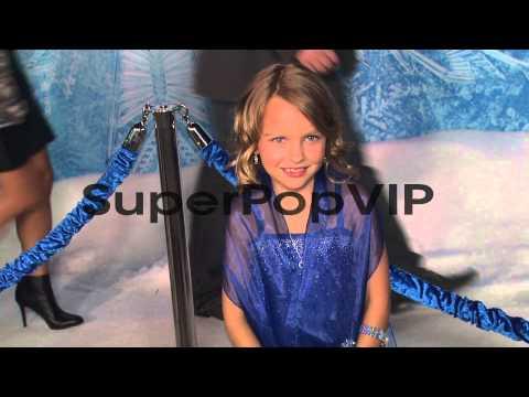 Livvy Stubenrauch at Walt Disney Animation Studios''Froze...