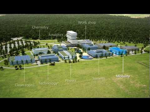 Bosch - Future Site For Corporate Research At Renningen, Germany