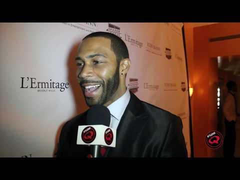 Omari Hardwick Talks Whitney Houston