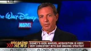 Disney Buys Out Marvel!!!!!