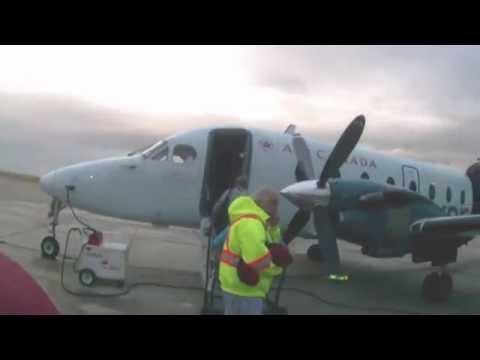 ***Full Flight*** Lethbridge (YQL) - Calgary (YYC) ---Trip Report---