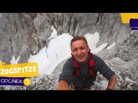 Wejście Na Zugspitze - Alpy Bawarskie -  Poznawać świat #3