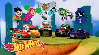 Hot Wheels® TEEN TITANS GO!™ Character Cars™ | Hot Wheels