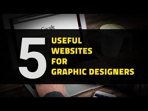 Top 5 Useful Websites for Graphic Designers   Alltube
