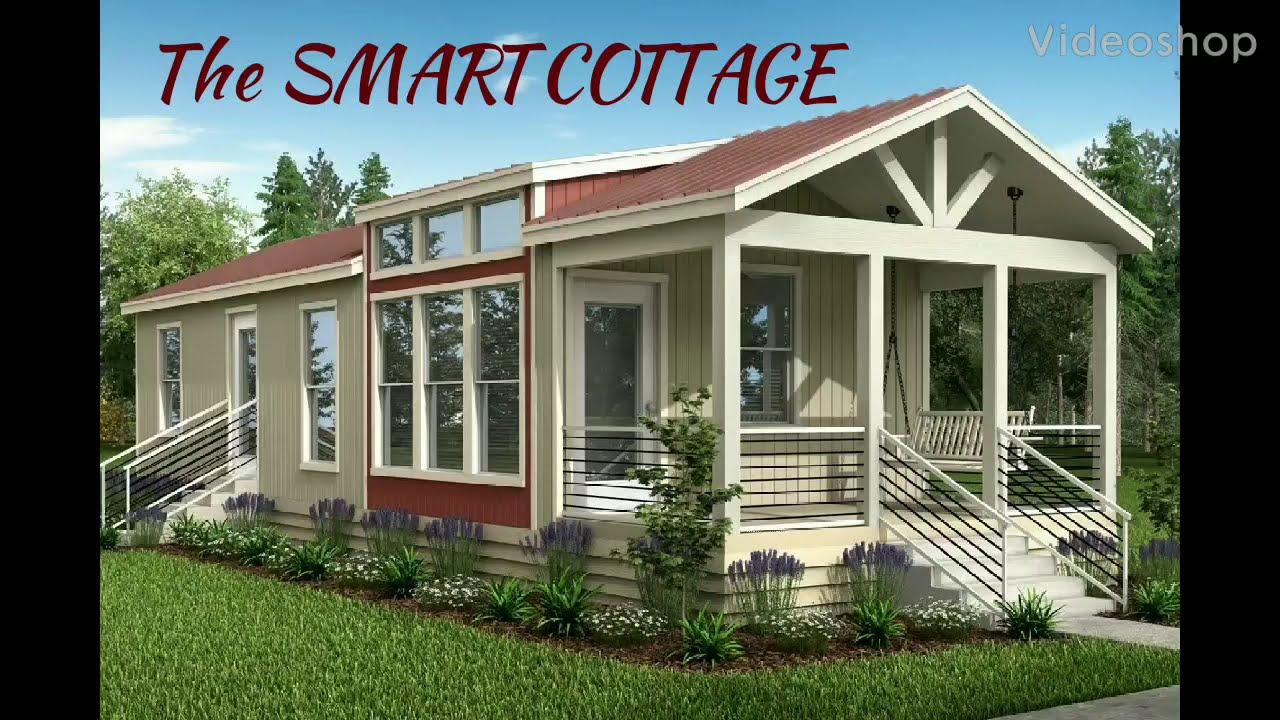 Smart Cottage Construction - The Factory Tour