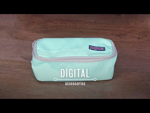 JanSport Review: Digital Accessories