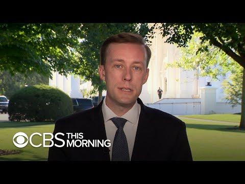 National security adviser Jake Sullivan on Biden's performance at Geneva Summit with Vladimir Put…