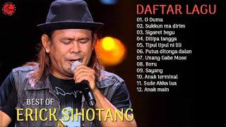 Best Of Erick Sihotang - Lagu Batak Terpopuler