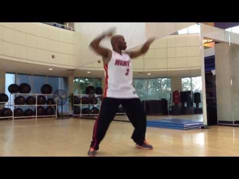 Nathan Blake Abs Hip-Hop Workout to Lil Wayne
