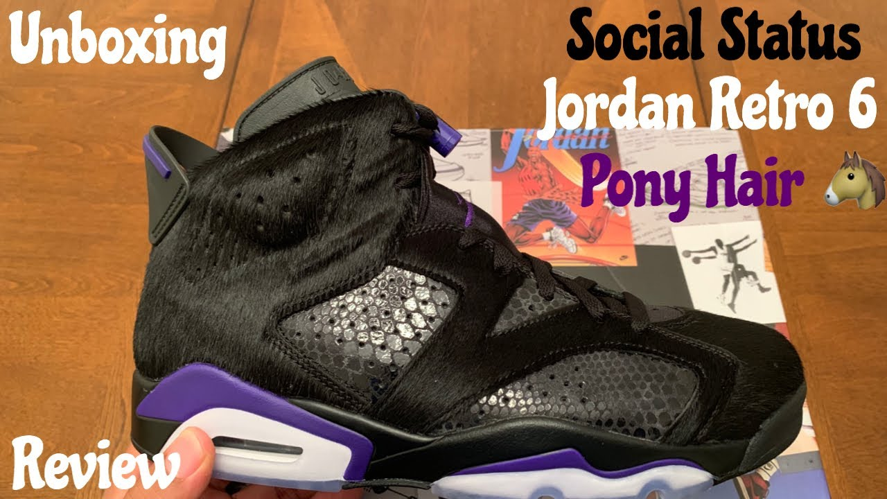 701b6145be50 Social Status Jordan Retro 6 NRG Unboxing   Detailed Review. Is this shoe  worth  250