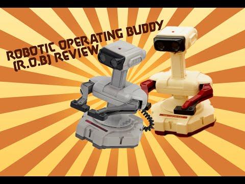 Robotic Operating Buddy (R.O.B) Review