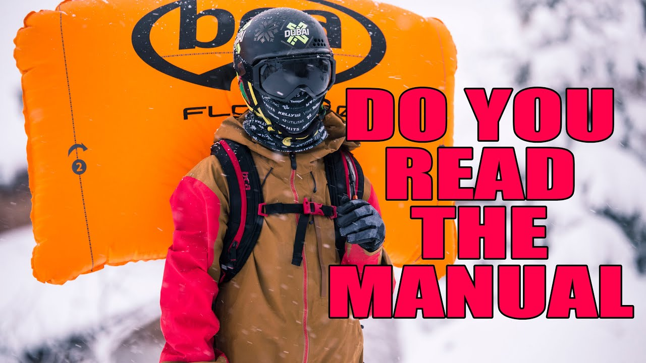 DO YOU READ THE MANUAL? / Vlog4 - 20