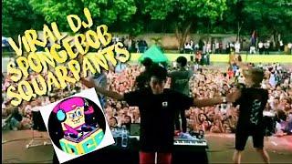 Download VIRAL KONSER  DJ SPONGEBOB SQUARPANTS (Versi Gagak FULL)