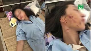 VTC14 | Khởi tố vụ cô gái bị lột quần áo, đổ mắm ớt lên người giữa phố