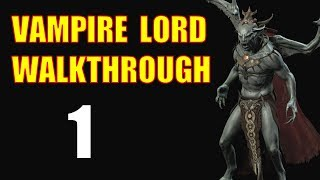 Skyrim Vampire Lord Walktнrough Part 1: Basic Training