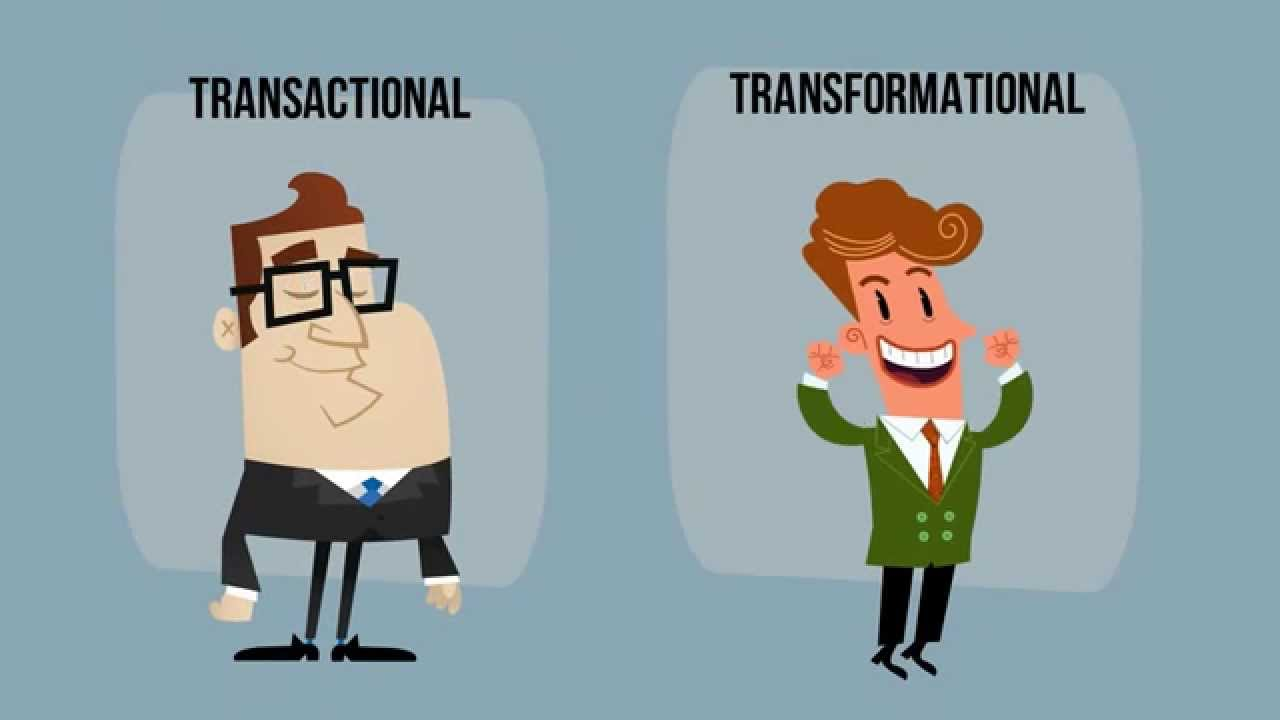 transformational leadership style
