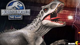 Jurassic World The Game: Unpacked Super Rare Dinosaurs Weekend Battle Challenge!