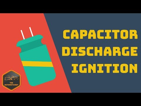 [HINDI] Capacitor Discharge Ignition : CDI | Circuit | animation | Comparision