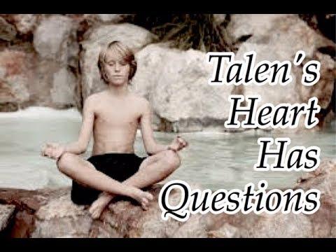 Talen's Heart Has Questions - Teen Bedtime Story/Meditation