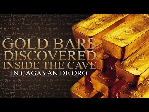 Yamashita Philippines - Gold Bars Discovered Inside The Cave