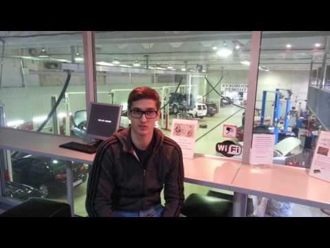 Видео отзыв об Автосервисе Анкар.  Даниил
