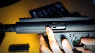 This is an initial review of the TNW Aero Survival Rifle. This goes...