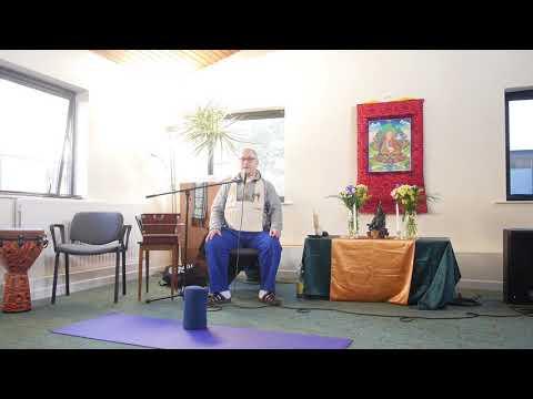 Clear Awareness Meditation (Dzogchen) Dublin 2/2018