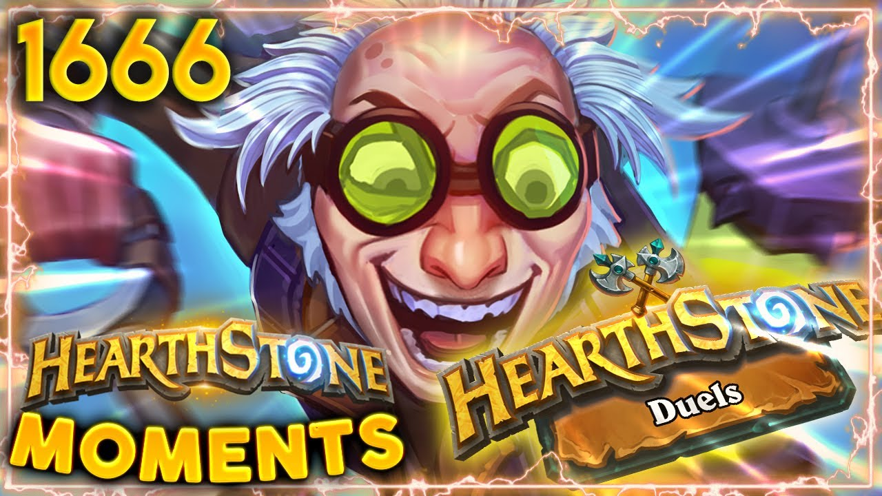 DUELS IS HERE And It Is TOTAL MADNESS! | Hearthstone Daily Moments Ep.1666