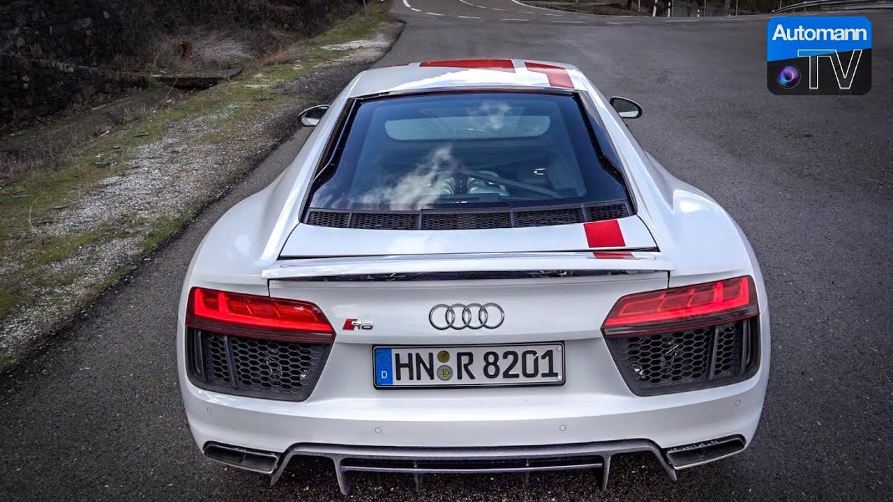 Audi R8 Rws Pure Sound 60fps
