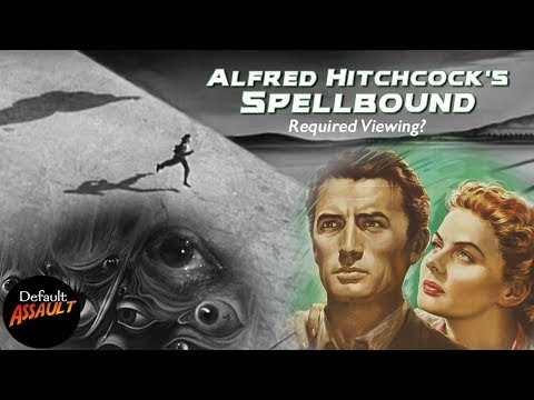 SPELLBOUND (1945): Hitchcock Movie Review | Required Viewing?