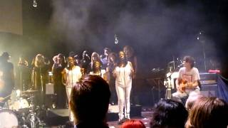 Spiritualized - Live at The Royal Albert Hall 11/10/11 - An old track (Oh Happy Day)