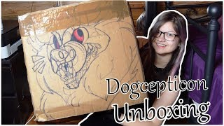 Onslaught Fursuit UNBOXING!