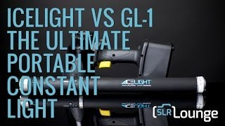 Icelight vs GL-1 Review   The Ultimate Portable Constant Lighting Showdown