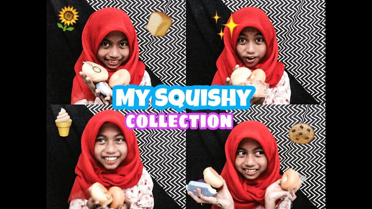 My Squishy Collection Ita : MY SQUISHY COLLECTION ( BACA DESKRIPSI) - YouTube