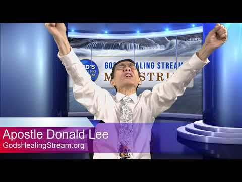Donald Lee - Moving God's Hands