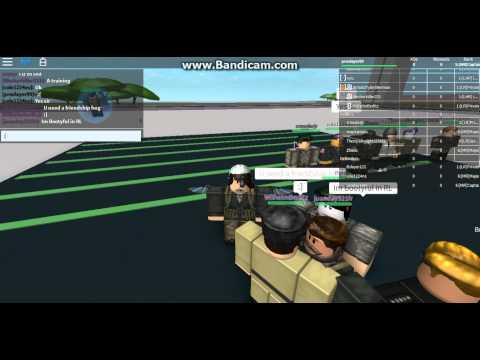 Allied Airborne Practice Raid Pt 1