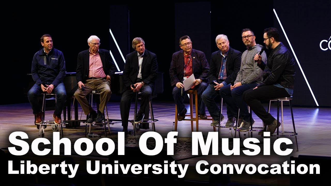 School of Music - Liberty University Convocation