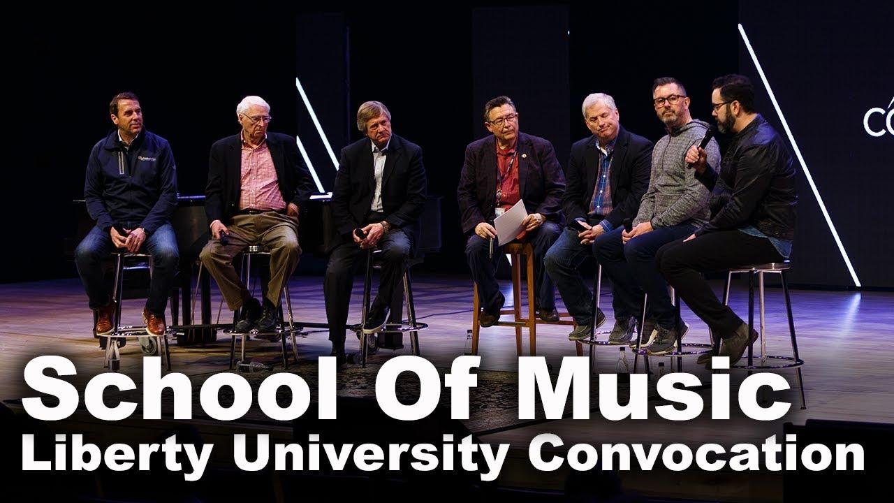 School of Music - Liberty University Convocation