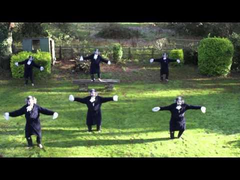 Live Action Badger Badger Song