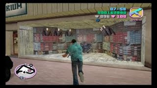 "Grand Theft Auto Vice City-Walkthrough-MissionPS4-Misson#30""Messing With The Man"""