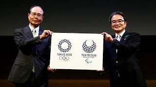 Tokyo 2020 Olympic and Paralympic Games logos unveiled